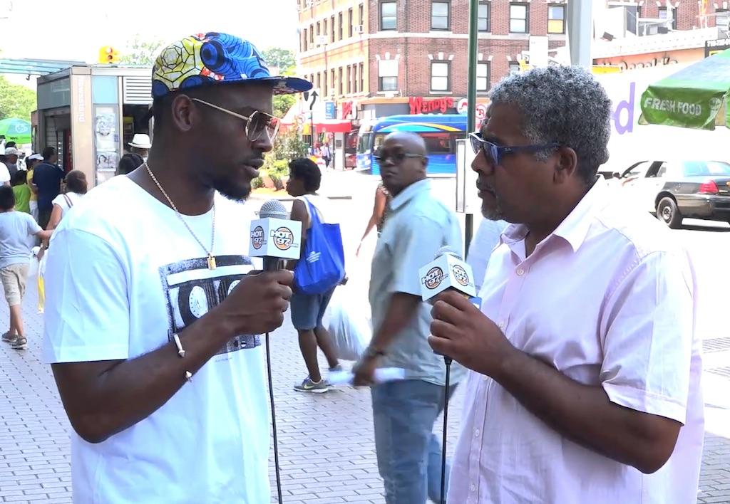 Shani Kulture interviews a homeowner