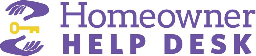 Homeowner Help Desk